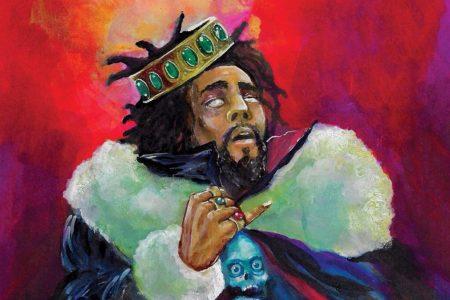 """Rapper J. Cole anuncia seu novo álbum, """"KOD"""""""