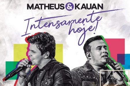 A dupla Matheus & Kauan lança novo EP e quatro clipes