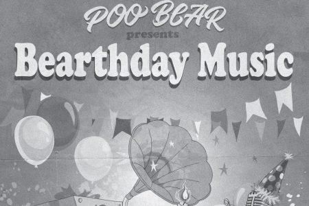 """Poo Bear lança hoje seu álbum de estreia, """"Bearthday Music"""", que traz a inédita """"Put Your Lovin Where You Mouth Is"""", com a participação de Jennifer Lopez"""