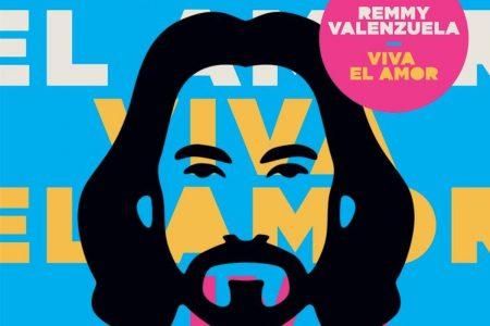 """O cantor Remmy Valenzuela lança sua nova música, """"Viva El Amor"""""""