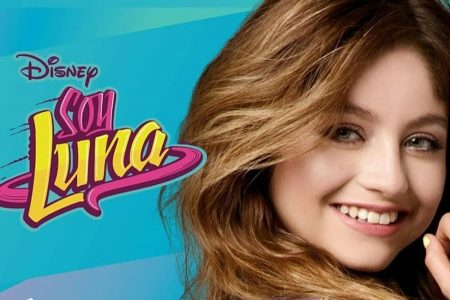 """Trilha sonora da telenovela """"Sou Luna"""" já está disponível!"""
