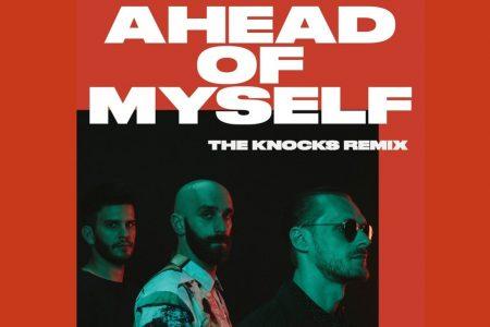 """A banda X Ambassadors divulga o remix de """"Ahead Of Myself"""", feito pelo duo Knocks"""