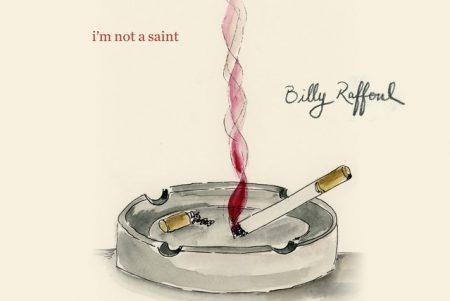 "O cantor Billy Raffoul lança o novo single, ""I'm Not A Saint"""