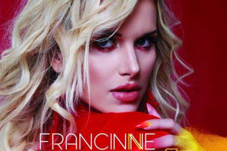 """Francinne mostra toda sua latinidade em seu primeiro EP, """"La Rubia"""", que chega hoje às plataformas digitais"""