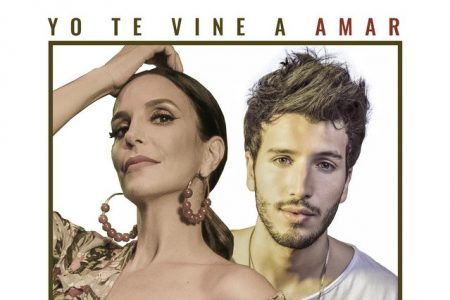 """Ivete Sangalo e Sebastián Yatra lançam hoje o single e o lyric video da música """"Yo Te Vine A Amar"""", nova versão do hit """"Cheguei Pra Te Amar"""""""