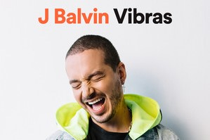 """Já está disponível o tão esperado novo disco de J Balvin, """"Vibras"""""""
