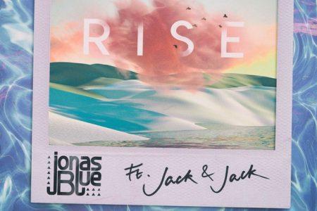 """DJ Jonas Blue divulga o videoclipe de """"Rise"""""""