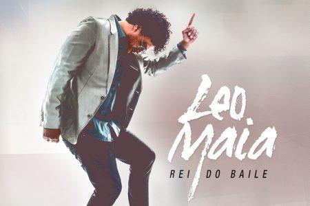"""Léo Maia lança o álbum """"Rei do Baile"""" e o clipe """"Jesus disse que me ama"""", seus primeiros trabalhos no mercado gospel"""