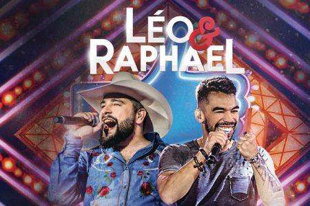 """A dupla Léo & Raphael lança mais três vídeos do novo trabalho, """"Tão Prático – Ao Vivo em Londrina"""""""