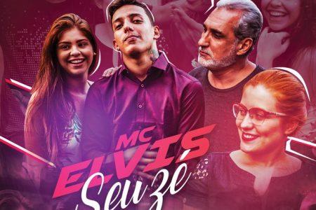 """Nova aposta do brega-funk, Mc Elvis lança o single e o clipe de """"Seu Zé"""", o novo lançamento do canal Funk Hits"""