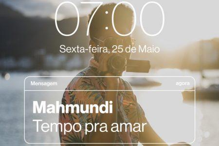 """Cantora Mahmundi estreia o single e o vídeo de """"Tempo Pra Amar"""""""