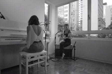 """Manu Gavassi lança hoje o clipe da música """"Fora de Foco"""", composta em parceria com Ana Caetano, do duo AnaVitória"""