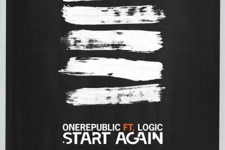 """A banda OneRepublic lança a faixa """"Start Again"""", parte da trilha sonora da série """"13 Reasons Why"""", com a participação do Logic"""