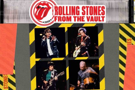 "Eagle Rock Entertainment orgulhosamente apresenta ""The Rolling Stones From The Vault: No Security – San Jose 1999"""