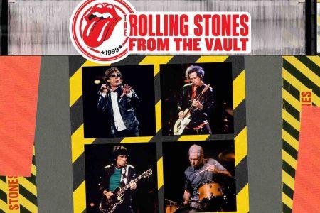 """Já está disponível nas principais lojas do país o DVD """"From The Vault: No Security – San Jose 1999"""", da banda The Rolling Stones"""