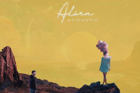 """Versão acústica de """"Alien"""", da cantora Sabrina Carpenter e Jonas Blue já está disponível"""