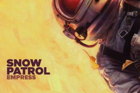 "A banda Snow Patrol divulga o videoclipe de ""Empress"""