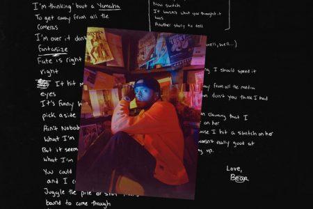 "O rapper 6LACK divulga seu novo single, ""Switch"""
