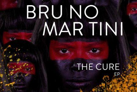 """O produtor e DJ brasileiro Bruno Martini lança hoje o EP """"The Cure"""""""
