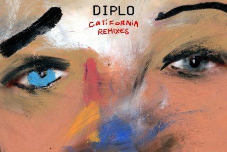 """O EP """"California Remixes"""", do DJ Diplo, já está disponível em todas as plataformas digitais"""