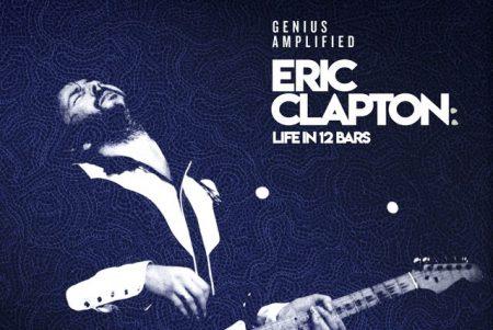 """A trilha sonora do filme """"Eric Clapton: Life In 12 Bars"""", chega às lojas e plataformas digitais"""
