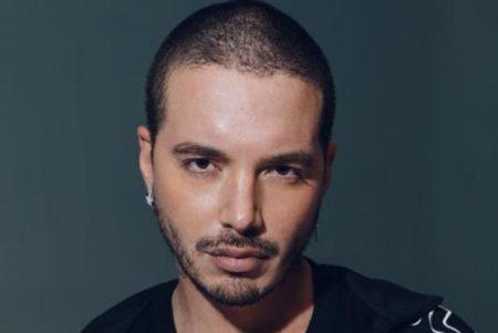 J Balvin é o artista global #1 no Spotify