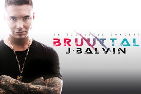 """Já está disponível o filme do show de J Balvin, """"Bruuttal"""""""