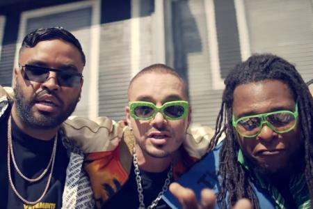 """J Balvin é o artista global #1 no Spotify e lança o videoclipe de """"No Es Justo"""""""