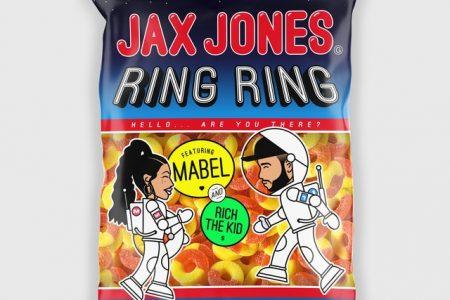 """Ouça o novo single de Jax Jones, """"Ring Ring"""", com a colaboração de Mabel e Rich The Kid"""