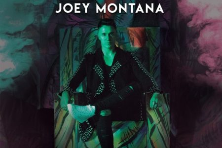 "O cantor Joey Montana disponibiliza seu novo single, ""La Movida"""