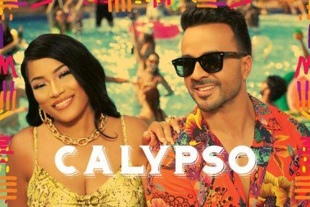 """O verão tem nome: """"Calypso"""", o novo single e vídeo de Luis Fonsi, com a participação de Stefflon Don"""