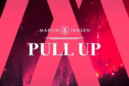 """DJ Martin Jensen apresenta sua nova música, """"Pull Up"""""""