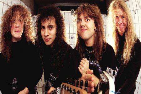 """Versão remasterizada do EP """"Garage Days Re-Revisited"""", do Metallica, chega às lojas físicas"""