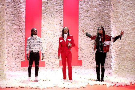 "Assista ao vídeo de ""Narcos"", novo single do trio Migos"