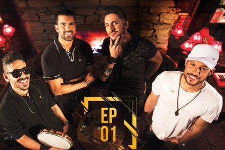 """O grupo Oba Oba Samba House apresenta seu novo EP, """"Pagonejo – EP 01"""", e mais três videoclipes"""
