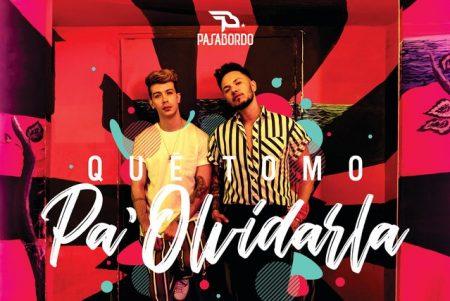 """O duo Pasabordo estreia na Universal Music com o single """"Pa Olvidarla"""""""