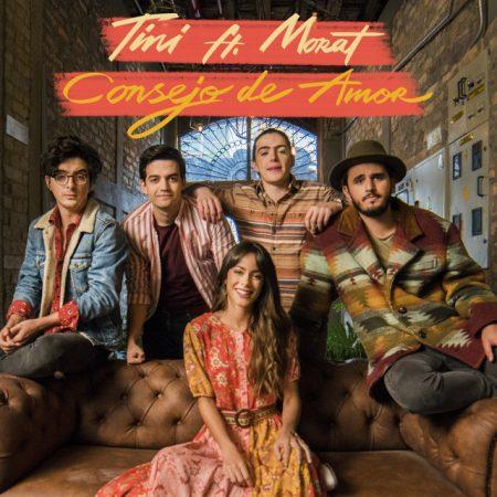 """Tini, em parceria com a banda Morat, divulga o single, """"Consejo de Amor"""""""