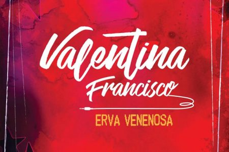 """Finalista do The Voice Kids, Valentina Francisco estreia o lyric video de """"Erva Venenosa"""""""