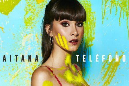 """A estrela espanhola Aitana lança nova música, """"Teléfono"""""""