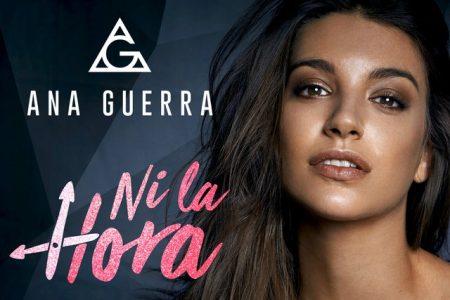 """Cantora espanhola Ana Guerra lança a faixa """"Ni La Hora"""", em parceria com Juan Magán. Ouça agora!"""