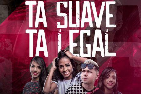 """""""Tá Suave, Tá Legal"""", single e clipe de MC Jhey, MC Loma e DJ Kelvinho, é o novo lançamento do canal Funk Hits"""