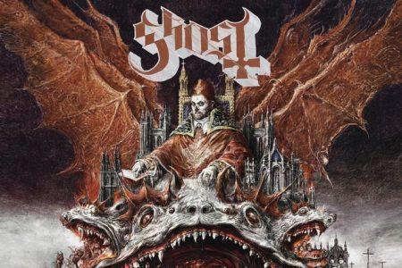 """Disponível nas principais lojas do país a versão física do álbum """"Prequelle"""", da banda Ghost"""