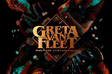 """Conheça """"When The Curtain Falls"""", nova canção de Greta Van Fleet"""