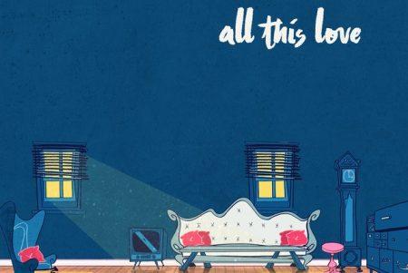 "JP Cooper apresenta a cantora australiana Mali-Koa Hood, em parceria na nova música, ""All This Love"""