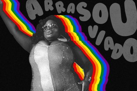 """Jojo Maronttinni lança seu novo single e clipe, """"Arrasou Viado"""", em homenagem ao orgulho LGBT"""