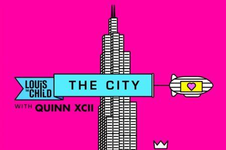 """O duo norte-americano Louis The Child convida o cantor Quinn XCII para participar de seu novo single, """"The City"""""""