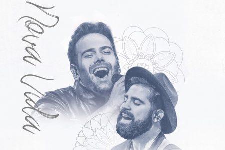 """Chega às principais lojas o CD e DVD """"Nova Vida"""", dos cantores Lu & Robertinho"""