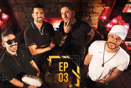 """O grupo Oba Oba Samba House apresenta seu novo o EP, """"Pagonejo – EP. 03"""", e mais três videoclipes"""