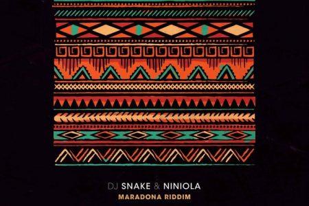 """DJ Snake convida a cantora nigeriana Niniola para participar de seu novo single, """"Maradona Riddim"""""""