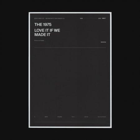 """A banda The 1975 disponibiliza a faixa """"Love It If We Made It"""""""